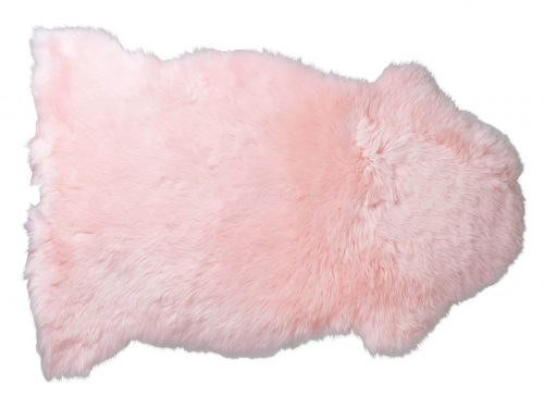 Snugg Fellhof lampaantalja värjätty rosé