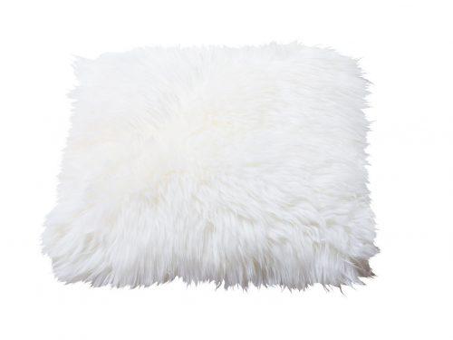 Snugg Fellhof lampaantalja sisustustyyny_valkoinen