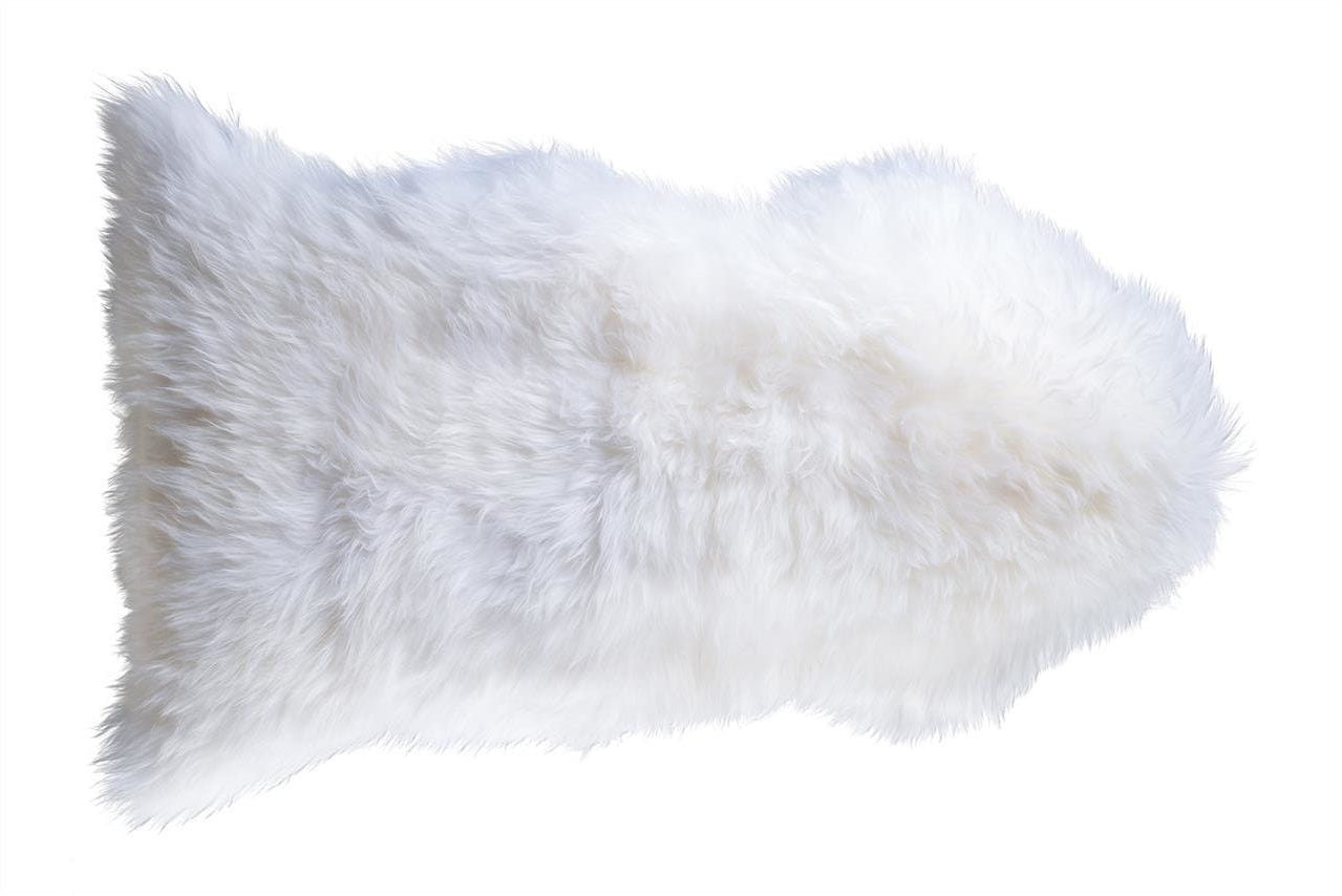 Snugg Fellhof lampaantalja valkoinen