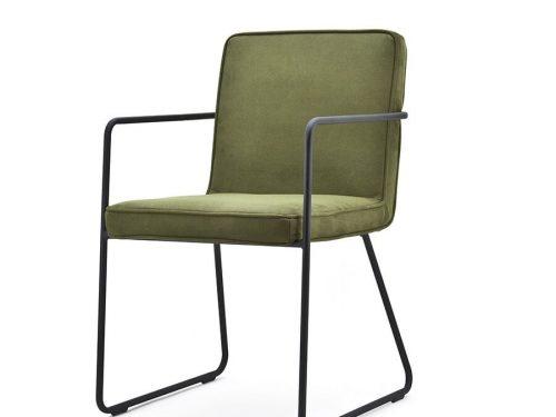 Snugg By-Boo_Charly vihreä ruokapöydän tuoli