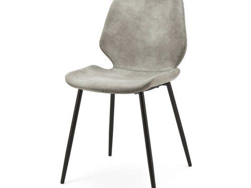 Snugg By-Boo_Seashell harmaa ruokapöydän tuoli