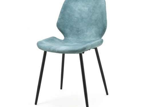 Snugg By-Boo_Seashell tuoli sininen