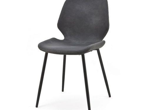 Snugg By-Boo_Seashell ruokapöydän tuoli musta