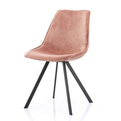 Snugg By-Boo_Belle pöydän tuoli vanha rosa