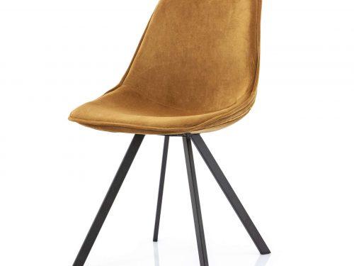 Snugg By-Boo_Belle pöydän tuoli konjakinvärinen, brown