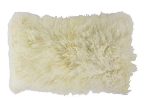 Snugg Mars&More sisustustyyny lampaantaljasta 30x50, valkoinen