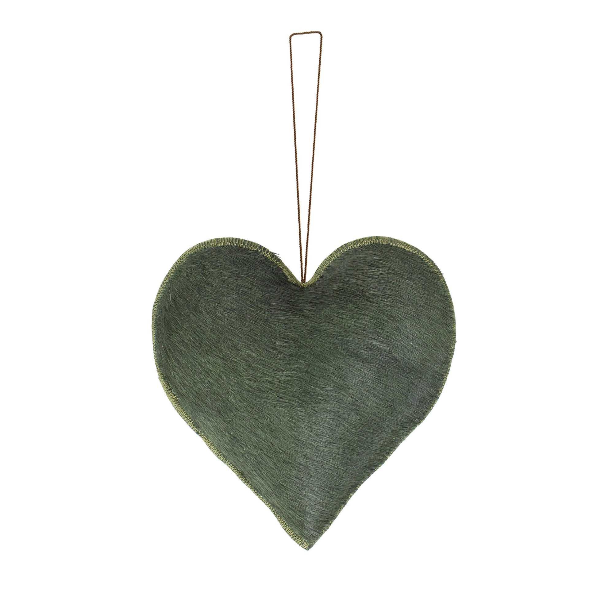 Snugg Mars_More_koriste roikkuva vihreä sydän