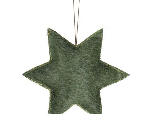 Snugg Mars_More_koriste roikkuva iso vihreä tähti