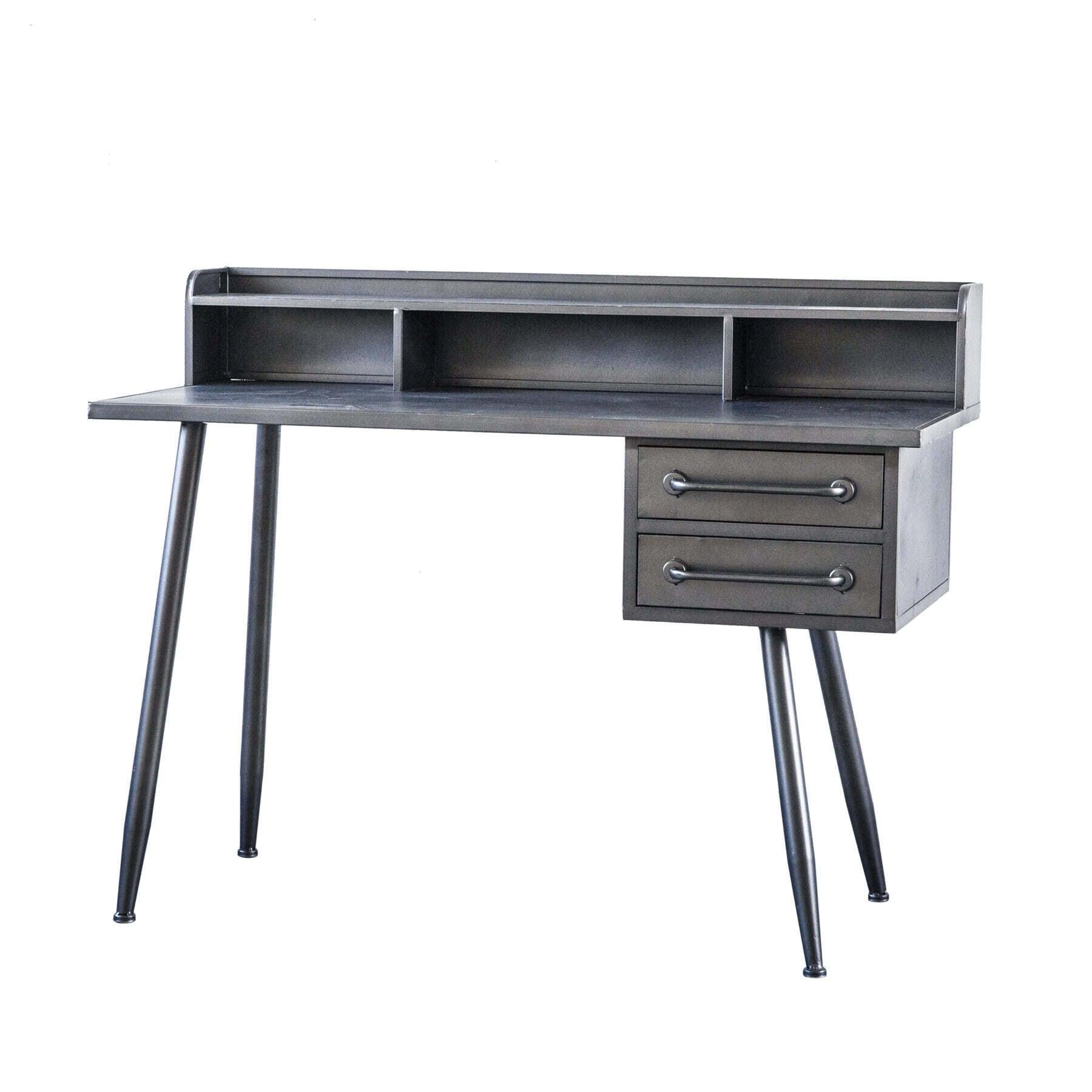 Snugg By-Boo Helpdesk musta työpöytä