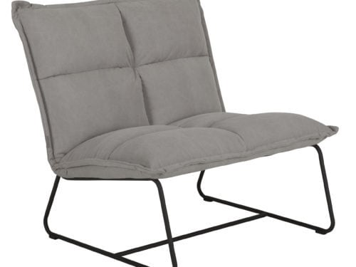 Snugg Must Living Cloud XL Lounge chair__harmaa nojatuoli