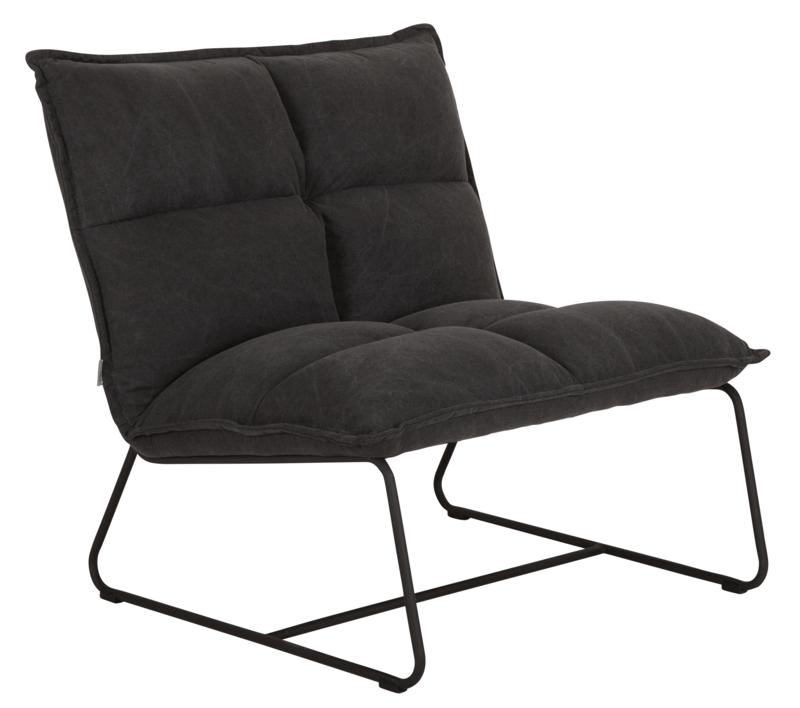 Snugg Must Living Cloud XL Lounge chair__tummanharmaa nojatuoli