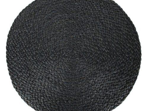 Snugg Mars&More mustat pyöreät pöytätabletit