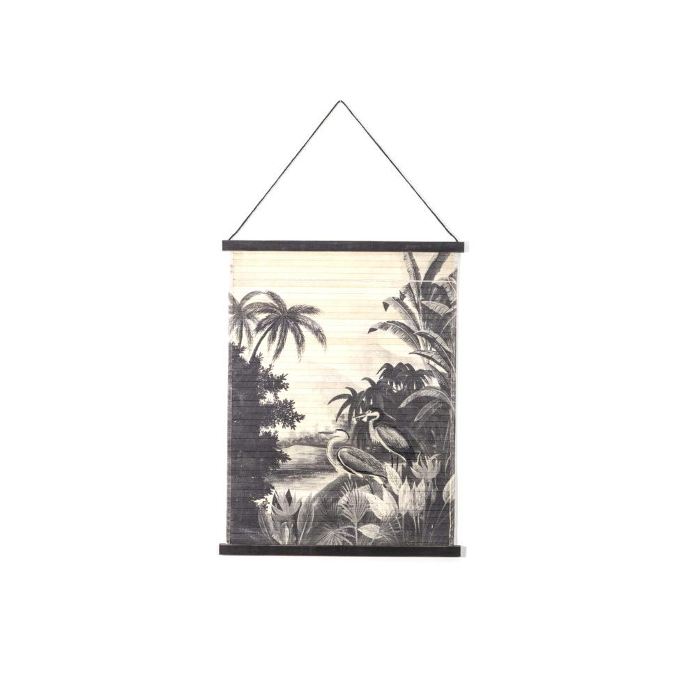 Snugg By-Boo Miyagi jungle seinäkoriste 64x85