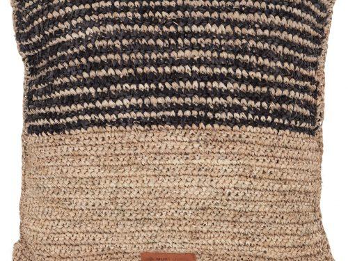 Snugg MustLiving Toulon boho sisustustyyny 50x50