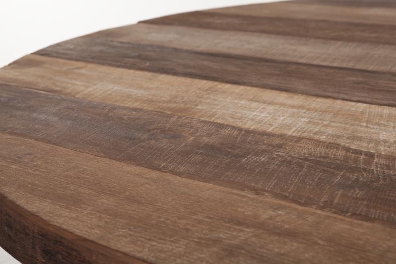 Snugg Timeless puinen pyöreä ruokapöytä