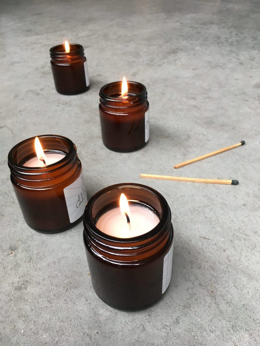 Snugg Rustik Lys tuoksukynttilät