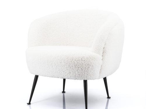 Snugg By-Boo Babe nojatuoli valkoinen