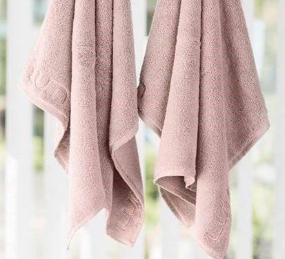 Snugg Bath Towel 70x140 Dusty Rose Luin Living