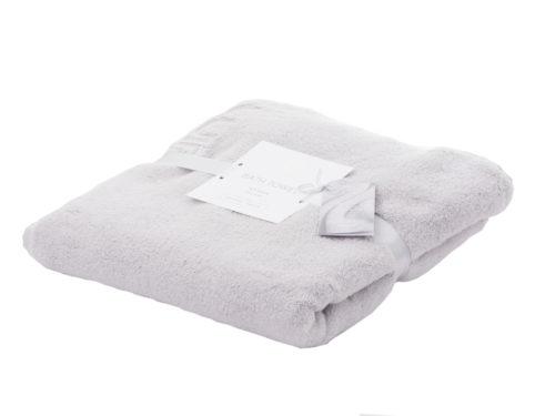 Snugg Luin Bath Towel 70x140 Pearl Grey