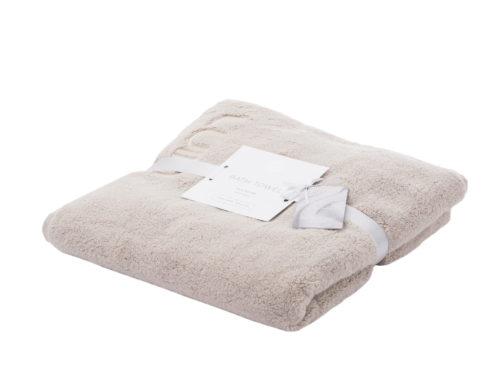 Snugg Luin Bath Towel 70x140 Sand