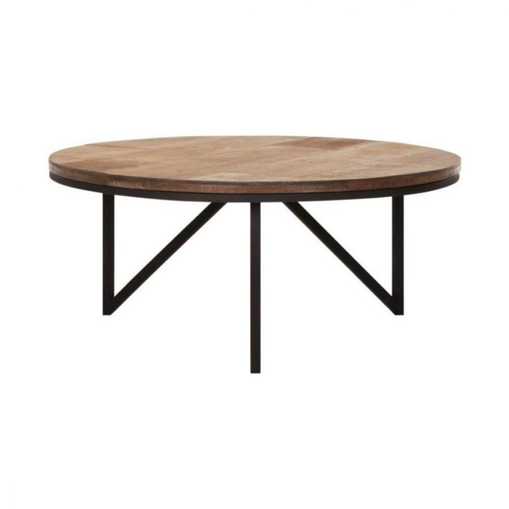Snugg Odeon puinen pyöreä sohvapöytä large