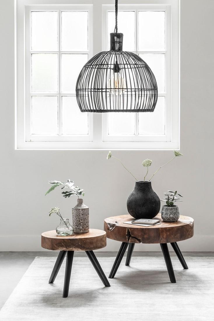 Snugg Must Living-coffee-tables-disk-hanging-lamp-las-salinas