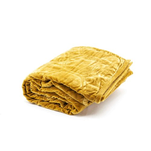 Snugg Honey torkkupeitto keltainen, BY-BOO