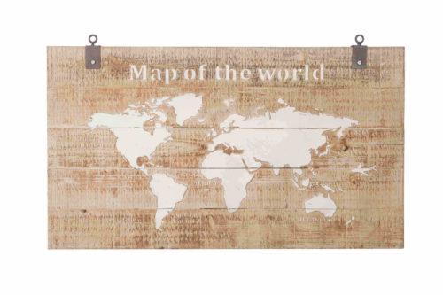 Snugg Natural Collections maailmankartta