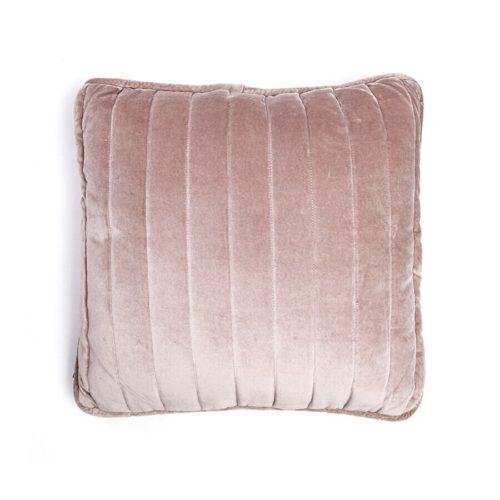 Snugg Lucy samettityyny, pinkki 45x45