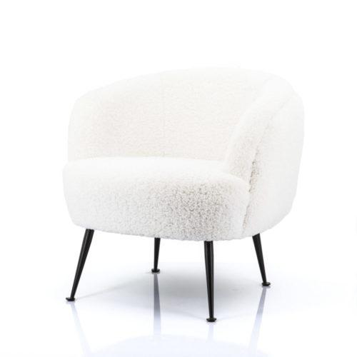 Snugg BY-BOO Babe nojatuoli, valkoinen