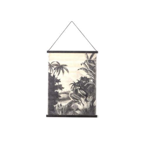 Snugg Miyagi jungle, viidakkoaiheinen sein?koriste