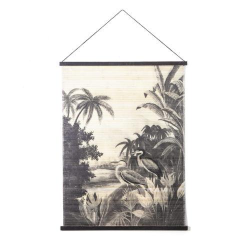 Snugg Miyagi jungle large, viidakkoaiheinen sein?koriste