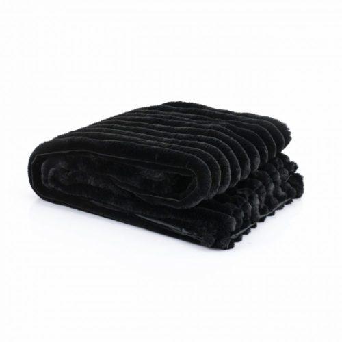 Snugg BY-BOO Wuzzy black torkkupeitto