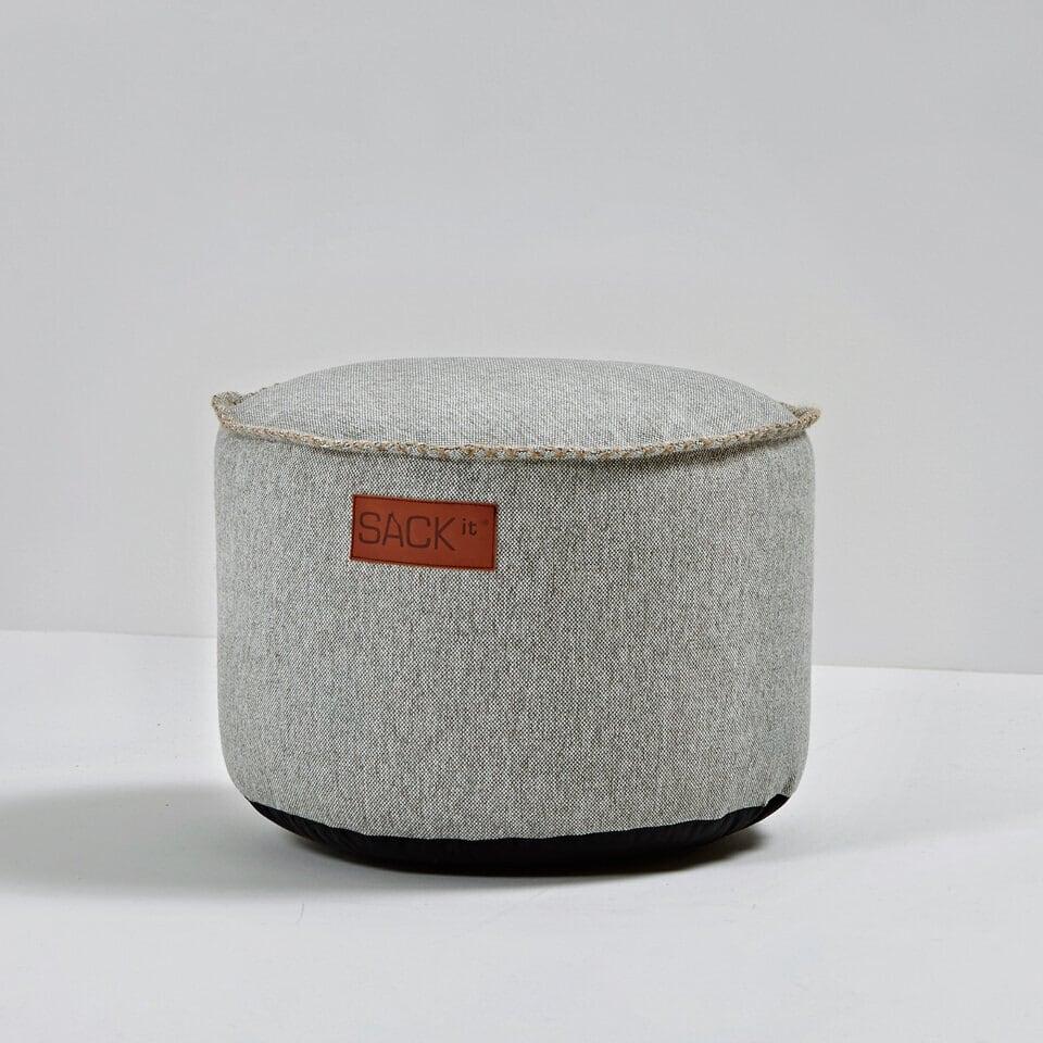 Snugg RETROit Cobana Drum rahi hiekanharmaa, SACKit