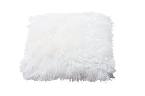 Snugg Sisustustyyny lampaantaljasta, luonnonvalkoinen