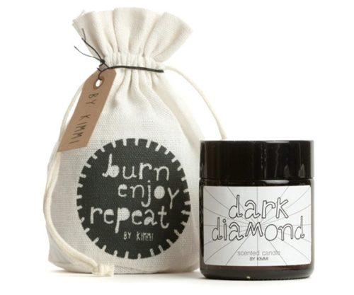 Snugg RUSTIK LYS tuoksukynttil? Dark Diamond