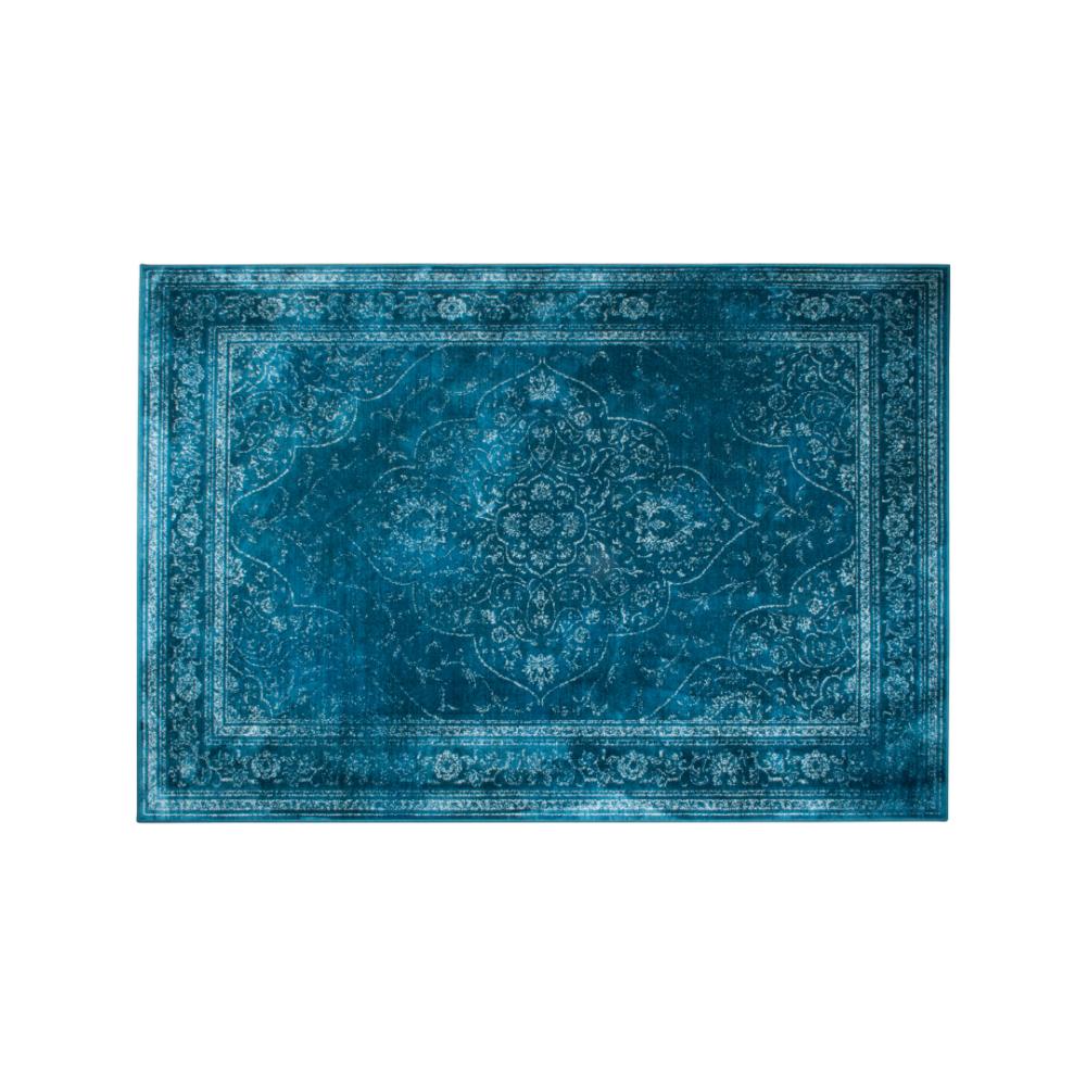 Snugg_Dutch Bone Rugged Carpet Ocean