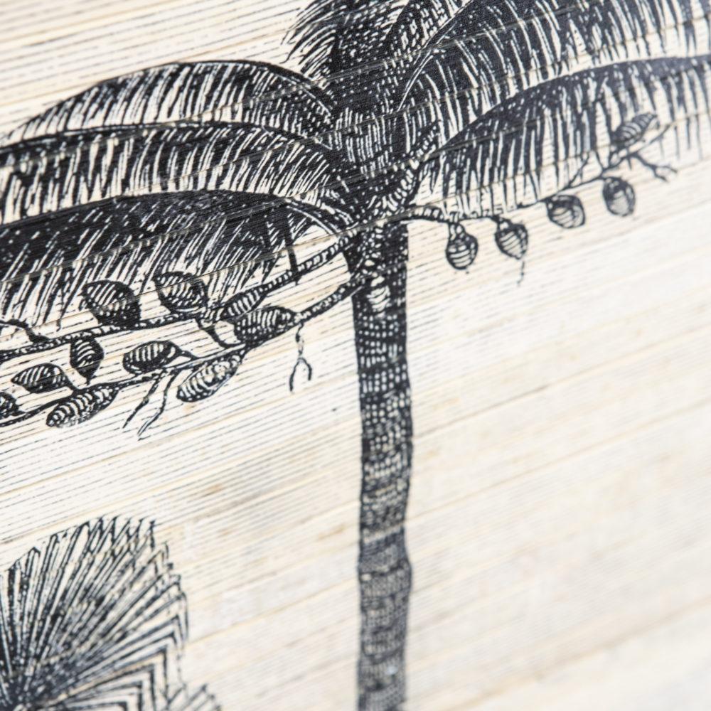 Snugg By-Boo Morita forest pyöreä seinäkoriste