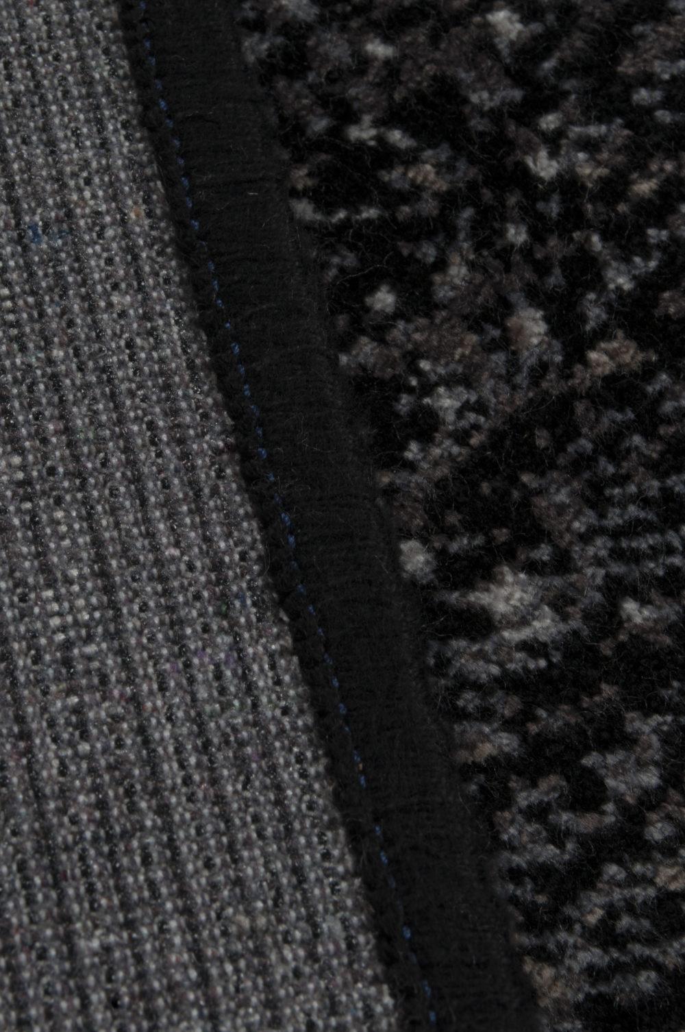 Snugg DutchBone Rugged carpet 200x300 dark